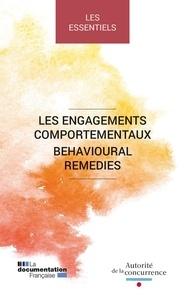 Autorité de la concurrence - Les engagements comportementaux.