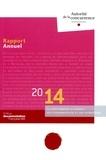 Autorité de la concurrence - Rapport 2014 de l'autorité de la concurrence.