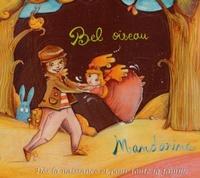 Mandarine - Bel oiseau. 1 CD audio