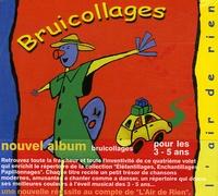 M-L Payet-Taille et J Bardot - Bruicollages - CD Audio.