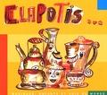 Les Temps Chauds - Clapotis. 1 CD audio