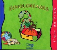 Lugdivine - Echoloriages. 1 CD audio