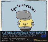 David Delabrosse - Ego le cachalot. 1 CD audio