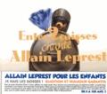 Allain Leprest - Entre 2 caisses chante Allain Leprest. 1 CD audio