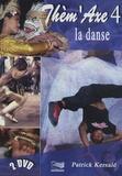 Patrick Kersalé - La danse - 2 DVD vidéo.