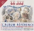 Pierre Chemin - Le cordon musical - 20 ans. 2 CD audio