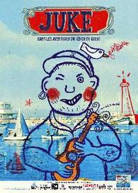 Juke - Les aventures du ténor de Brest. 1 CD audio