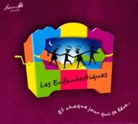 Jean Nô - Les Enfantastiques - Volume 8, Et chaque jour qui se lève.... 1 CD audio