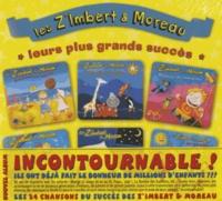 Les Z'Imbert & Moreau - Les Z'imbert & Moreau - Leurs plus grands succès. 1 CD audio