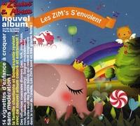 Les Z'Imbert & Moreau - Les Zim's s'envolent. 1 CD audio