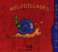 Lugdivine - Mélodillages - CD audio.