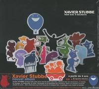 Xavier Stubbe et Mathieu Pion - Mon sac à secrets. 1 CD audio