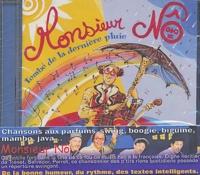 Jean Nô - Monsieur Nô Tombé de la dernière pluie - CD Audio.