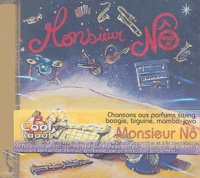 Jean Nô - Monsieur Nô - CD Audio.