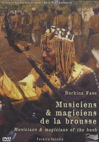 Patrick Kersalé - Musiciens & magiciens de la brousse - DVD vidéo.