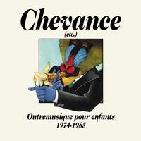Chevance et Steve Waring - Outremusique - 1 LP audio.