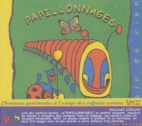 Lugdivine - Papillonnages - CD Audio.