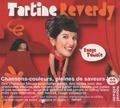 Tartine Reverdy - Rouge tomate - CD-Audio.