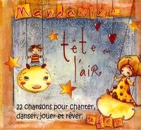 Mandarine - Tête en l'air - CD audio.