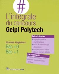 Aux-concours.com - L'intégrale Geipi-Polytech.