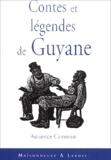 Auxence Contout - Contes et légendes de Guyane.
