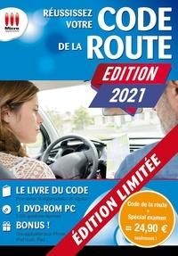 Avanquest - Coffret Réussissez votre code de la route. 1 DVD-Rom