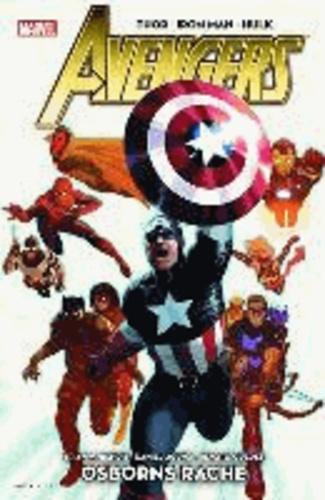 Avengers 04: Osborns Rache.