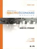 Avi J. Cohen et Harvey-B King - Introduction à la macroéconomie moderne - Guide de l'étudiant.