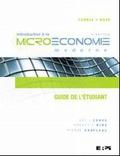 Avi J. Cohen et Harvey-B King - Introduction à la microéconomie moderne - Guide de l'étudiant.