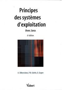 Principes des systèmes d'exploitation- Avec Java - Avi Silberschatz pdf epub