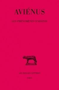 Aviénus - Les phénomènes d'Aratos.