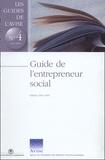 Avise - Guide de l'entrepreneur social.