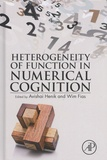 Avishai Henik et Wim Fias - Heterogeneity of Function in Numerical Cognition.