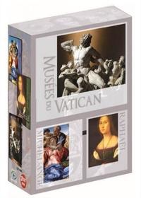 Esc Conseils - Art et Religion - Musées du Vatican. 3 DVD