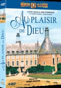 Robert Mazoyer - Au plaisir de Dieu - Intégrale. 4 DVD