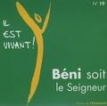 L'Emmanuel - Béni soit le Seigneur - CD audio.
