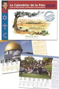 AVM DIFFUSION - Calendrier de la paix. Edition 2020