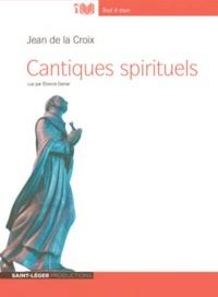 Jean de la Croix - Cantiques spitituels. 1 CD audio MP3