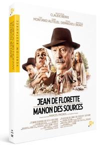 Claude Berri - Coffret Marcel Pagnol. 2 DVD