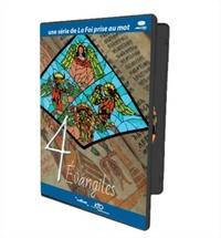 Régis Burnet - Découvrir les 4 évangiles.