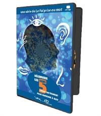 Régis Burnet - Découvrir les 5 sens comme instruments pour parvenir à Dieu. 1 DVD