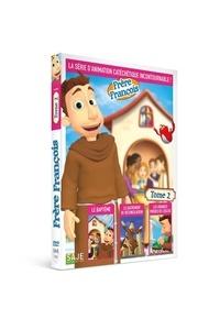 Sajeprod - Frère François - Tome 2. 1 DVD