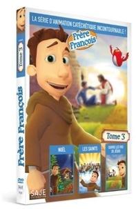 Robert Fernandez - Frère François - Tome 3. 1 DVD