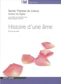Valérie de La Rochefoucauld - Histoire d'une âme - Sainte Thérèse de l'Enfant-Jésus, docteur de l'Église. 1 CD audio MP3