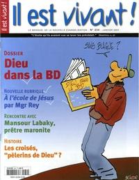 Hubert de Torcy - Il est vivant ! N° 234, Janvier 2007 : Dieu dans la BD.