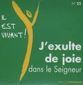 L'Emmanuel - J'exulte de joie dans le Seigneur - CD audio.
