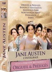 Anonyme - Jane Austen - Intégrale. 7 DVD