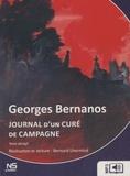 Georges Bernanos - Journal d'un curé de campagne - Texte abrégé. 1 CD audio MP3