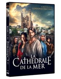 Jordi Frades - La cathédrale de la mer - L'intégrale en 8 épisodes. 3 DVD