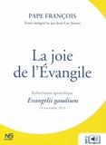 Pape François - La joie de l'Evangile - Exhortation apostolique, 24 novembre 2013. 1 CD audio MP3
